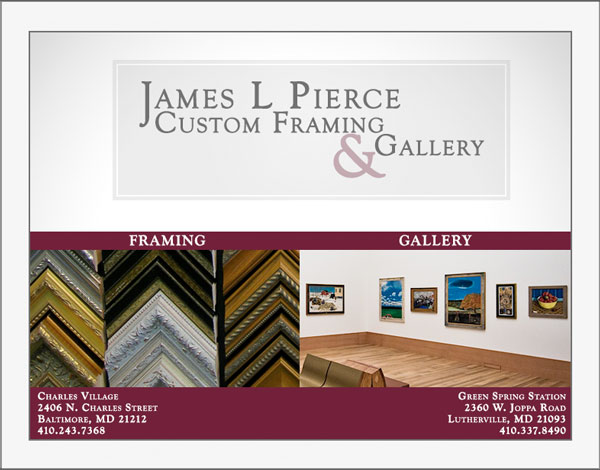 James L Pierce Gallery